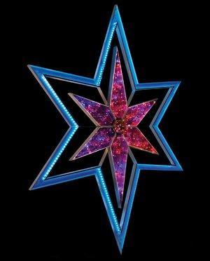 Stjärna med RGB